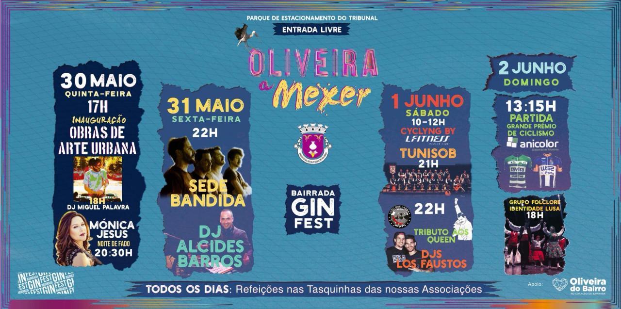 OLIVEIRA A MEXER 2019