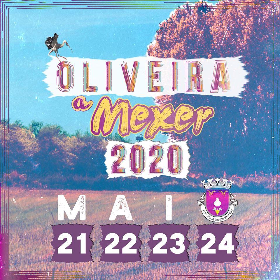 Oliveira a Mexer está de volta!